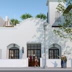 Blanco-venue Front of building